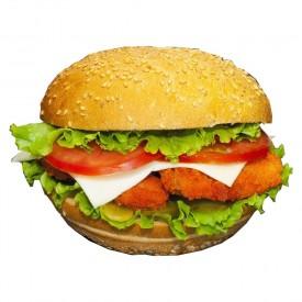 "Детский Бургер из Курицы ""Chiken Fresh"" + картофель на выбор"