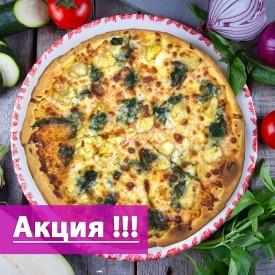 """Пицца """"Македонская"""" 38cм. ( Акция: Скидка 50% на 2-ую Пиццу 38 см )"""
