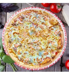 """Пицца """"Кватро Песке"""" 28cм."""