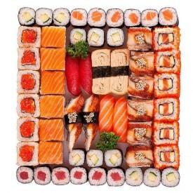 """Суши сет """"Сакура"""" - 56 шт."""